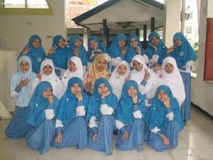 Foto Kelas 8 B