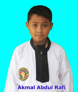 Akmal Abdul Rafi upload